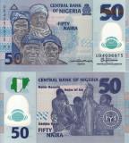 NIGERIA 50 naira 2018 UNC!!!