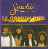 CD - Smokie – 20 Golden Hits