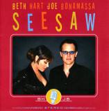 Beth Hart Joe Bonamassa Seesaw LP (vinyl)