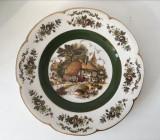 * Farfurie portelan Ascot Service Plate by Wood and Sons England 27cm diametru