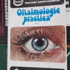 OFTALMOLOGIE PRACTICA-SERGIU BUIUC- LEONIDA JOLOBCEASTAI- VOL1