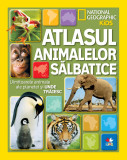 Atlasul animalelor salbatice. Uimitoarele animale ale planetei și unde trăiesc