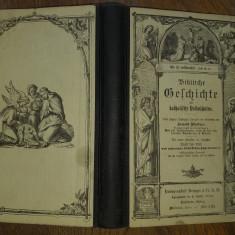 BIBLIA, ILUSTRATA, CCA 1910/  GERMANA