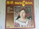 MARIA CRACIUN SANT FATUCA DIN MOLDOVA disc vinyl lp muzica populara EPE 01627