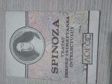 TRATAT DESPRE INDREPTAREA INTELECTULUI - Spinoza - 1992, 96 p.