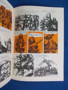 MIHAIL SADOVEANU - NEAMUL SOIMARESTILOR , BENZI DESENATE DE NICU RUSSU ~ 1973