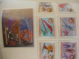 serie timbre Jocurile Olimpice JO nestampilate Chad