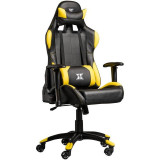Scaun Gaming Serioux Torin Yellow