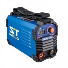 Invertor de sudura Strend Pro Mini 160HA, electrod 2.5-4mm, curent 160A
