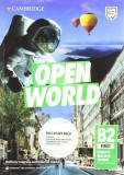 Open World First B2 Self-Study Pack (Student's Book with answers and Workbook with answers with audio)