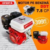 Motor Uz General Benzina 7.5Cp pentru Motosapa Motocultor Motopompa Genereator