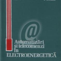 Automatizari si telecomenzi in electroenergetica