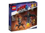 LEGO Movie - Batman si Barba metalica 70836