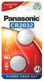 Baterie litiu Panasonic CR2032 2 Baterii /Set