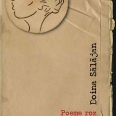 Poeme roz cu franjuri negre