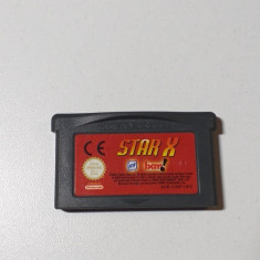 Joc Gameboy Advance Star X - G