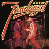 ZZ TOP Fandango 180g LP (vinyl)