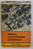 DINAMICA SATULUI ROMANESC CONTEMPORAN de SAVEL DAVICU , 1972