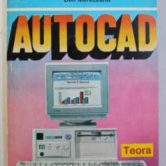 AUTOCAD de ARIANA POPESCU ...DAN MEREZEANU , 1993