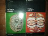 Cultura Africii 1,2- Leo Frebenius