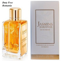Parfum Original Maison Lancome Jasmins Marzipane Tester 100 ml + Cadou, Apa de parfum