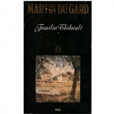 Familia Thibault vol. I,II,III
