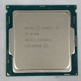 Procesor Intel® Quad Core™ i7 6700, 3.4GHz, Skylake, 8MB, Socket 1151,cooler, Intel Core i7, 4