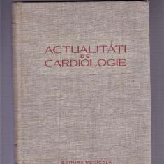 ACTUALITATI DE CARDIOLOGIE