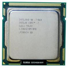 Procesor Intel Core I7 860 Quad 4x 3.4GHZ/8MB SKT 1156 Livrare gratuita!, 4