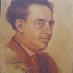 T. Tudor Vulcana - Portret