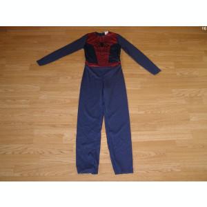 costum carnaval serbare spiderman pentru copii de 7-8 ani