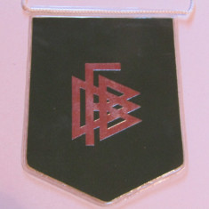 Fanion (vechi) fotbal - Federatia Germana de Fotbal (Germania Federala)