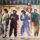 Disc Vinyl Vinil  Commodores-  C60 27361 002, Melodia