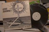 Valeriu Sterian și Compania de Sunet – Vino, Doamne! Disc Vinyl MINT/ NOU / NOS