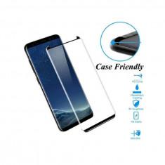 Folie de sticla pentru Samsung Galaxy S8 Plus G9550 - Neagra