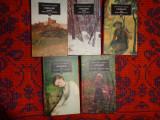 Ciresarii 5 volume - Constantin Chirita colectia jurnalul national