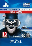 Batman Arkham Vr (Psvr) Ps4
