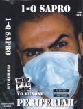 Caseta audio:  1-Q Sapro – Yo Kunosk Periferiah ( 1999, originala,  hip hop )