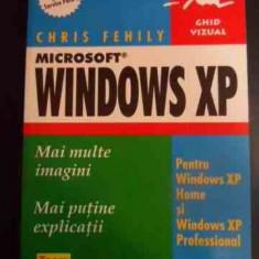 Microsoft Windows Xp - Ghid Vizual - Chris Fehily ,545647