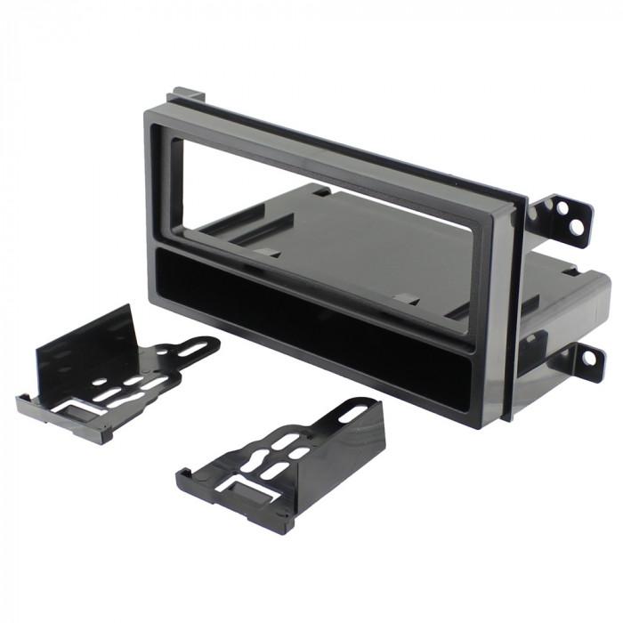 Rama adaptoare Subaru Forester, Impreza, negru, 1 DIN, Metra - 000178