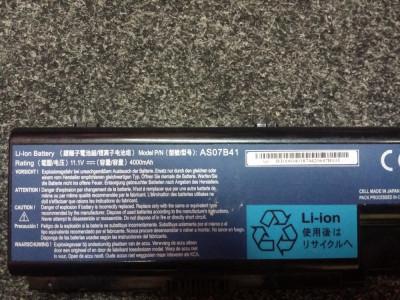 Baterie laptop Acer AS07B31, AS07B41, AS07B51, AS07B61, AS07B71, AS07B32, foto