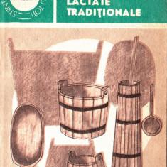 Produse lactate tradiționale