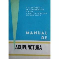 Manual de acupunctura  -  C. Raut
