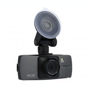 Camera Auto iUni Dash i88, rezolutie 1080p Full HD, LCD 2.7 inch, 140 grade, senzor G, by Anytek + Card 16 GB