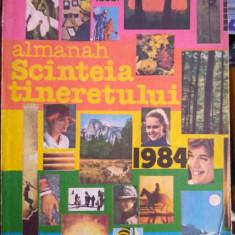 Almanahul Scânteia tineretului 1984