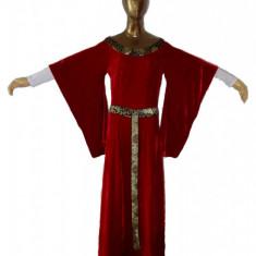 T216 Costum tematic model personaj medieval