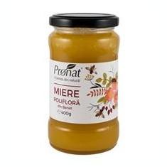 Miere Poliflora Pronat 400gr Cod: PRN241