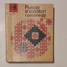 Scinteianu Mihaela - Puncte si Cusaturi Romanesti