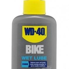 Ulei lubrifiant lant WET pentru conditii ude