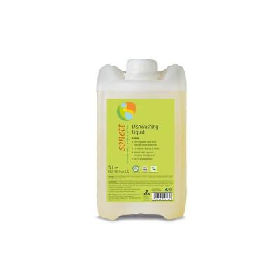 Detergent ecologic pt. spalat vase - lamaie 5L Sonett foto